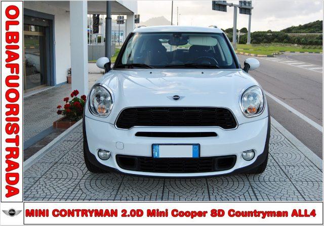 MINI Countryman Mini Cooper SD Countryman ALL4 152450 km