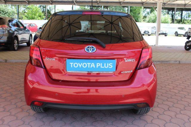 TOYOTA Yaris 1.5 Hybrid 5 porte Trend 'Red Edition' Immagine 4