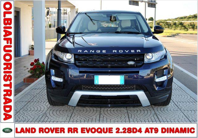 LAND ROVER Range Rover Evoque 2.2 Sd4 5p. Dynamic 75000 km