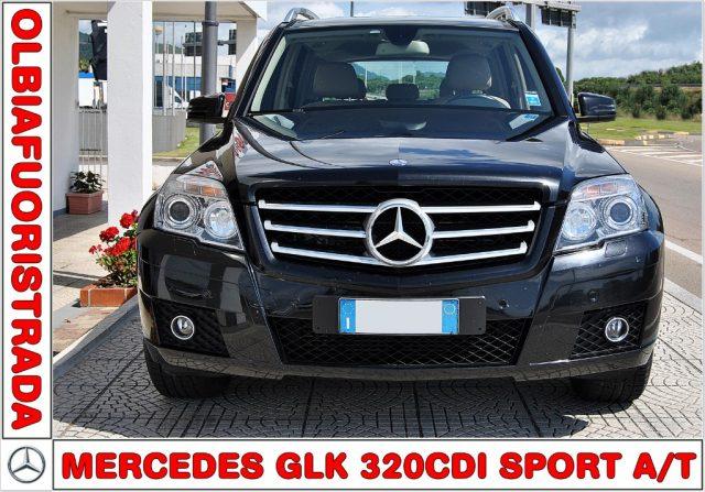 MERCEDES-BENZ GLK 320 CDI 4Matic Sport 163000 km