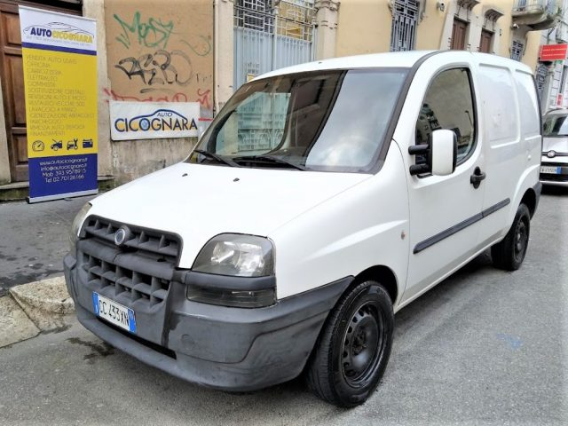FIAT Doblo Diesel 2002 usata, Milano