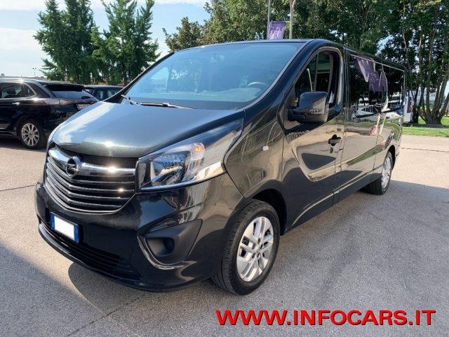 OPEL Vivaro Diesel 2018 usata, Padova foto