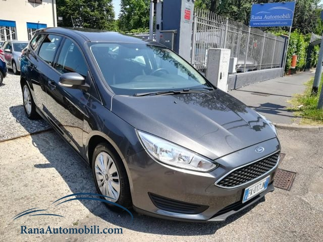 FORD Focus Antracite metallizzato