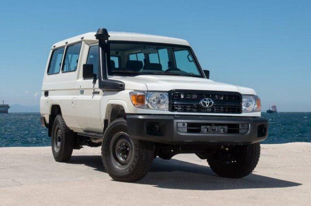 TOYOTA Land Cruiser GRJ 78 4.0 B V6 228CV Euro 6d temp Immagine 0