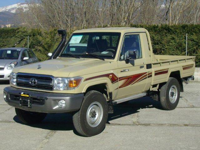 TOYOTA Land Cruiser GRJ 79 4.0 B V6 228CV Pick Up S. Cab Euro 6d temp Immagine 2