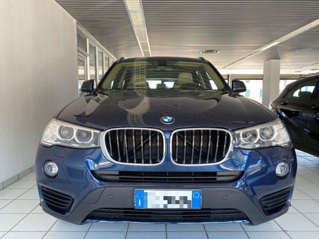 "BMW X3 xDrive20d Business aut. ""Navi+XENO"" Immagine 4"