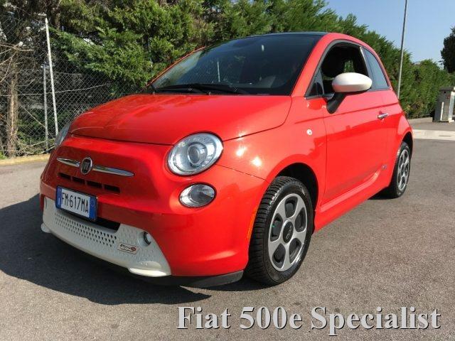 FIAT 500 Abarth FIAT 500e ELETTRICA ABARTH BONUS RITIRO USATO Immagine 0
