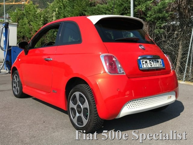 FIAT 500 Abarth FIAT 500e ELETTRICA ABARTH BONUS RITIRO USATO Immagine 3