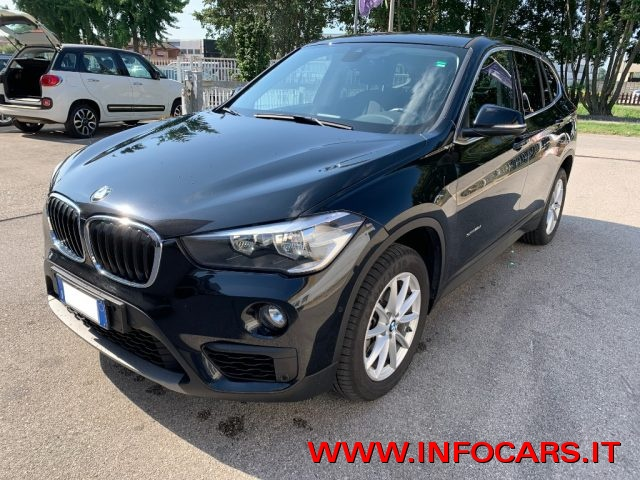 BMW X1 Diesel 2016 usata, Padova