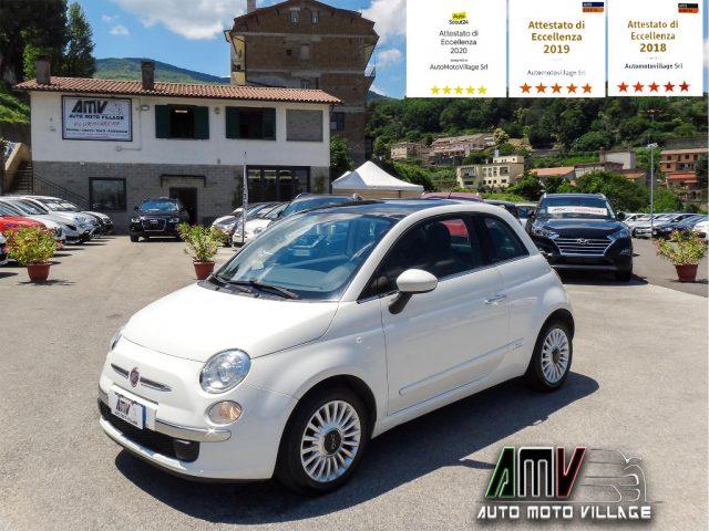 FIAT 500 1.2 Lounge 69 Cv 24 MESI GARANZIA MAPFRE 159000 km