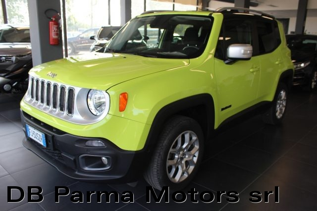 JEEP Renegade 2.0 Mjt 140CV 4WD Active Drive Low Limited 129000 km