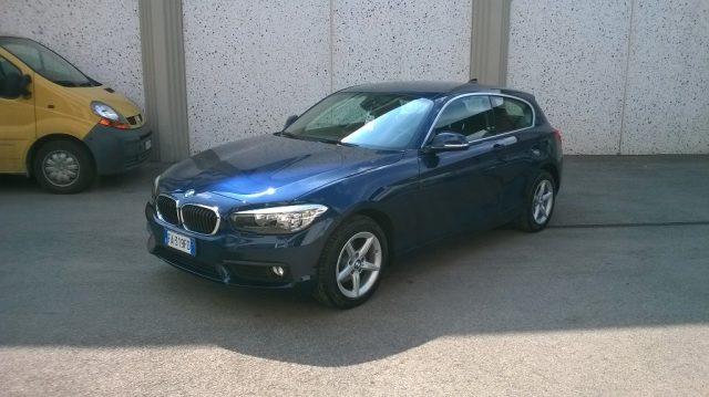 BMW 116 116d 3p. Advantage 89238 km