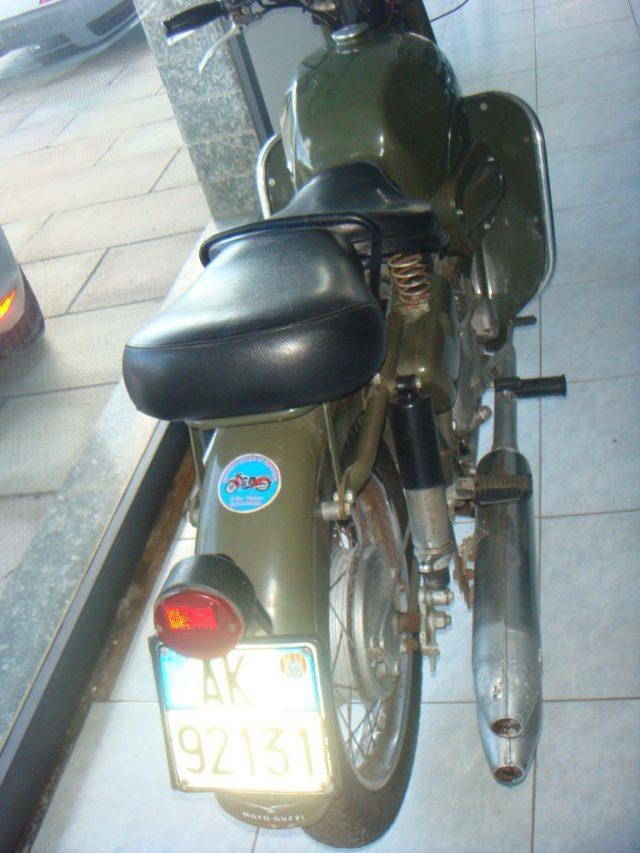 MOTO GUZZI 500 FALCONE Immagine 3