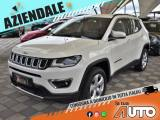 Compass 2.0 MJT 140CV LIMITED 4WD AT9