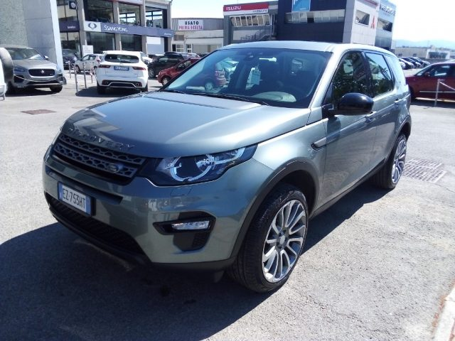 LAND ROVER Discovery Sport 2.2 TD4 S Immagine 0