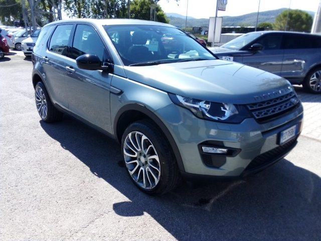 LAND ROVER Discovery Sport 2.2 TD4 S Immagine 1