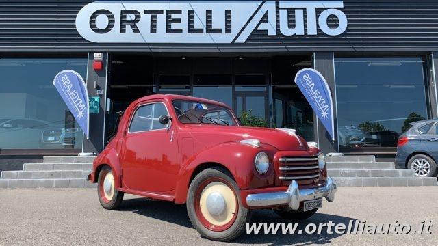 FIAT 500 500 C TOPOLINO 4 POSTI Immagine 0