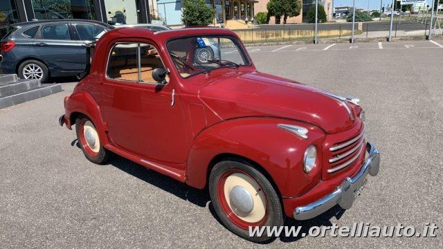 FIAT 500 500 C TOPOLINO 4 POSTI Immagine 1