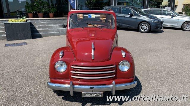 FIAT 500 500 C TOPOLINO 4 POSTI Immagine 2