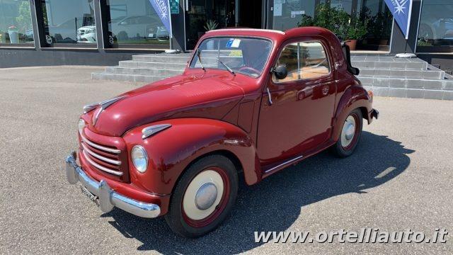 FIAT 500 500 C TOPOLINO 4 POSTI Immagine 3