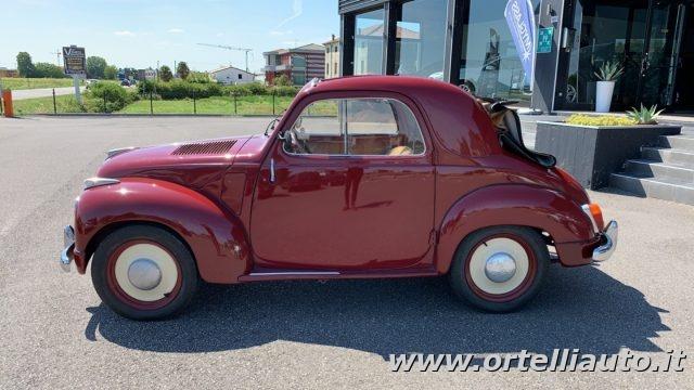FIAT 500 500 C TOPOLINO 4 POSTI Immagine 4