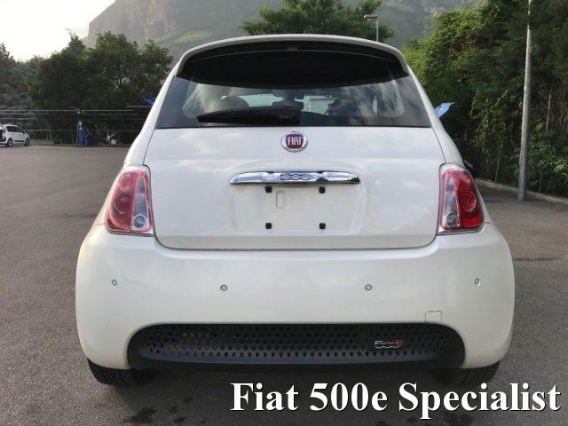 ABARTH 500 FIAT 500e ELETTRICA ABARTH BONUS RITIRO USATO Immagine 3