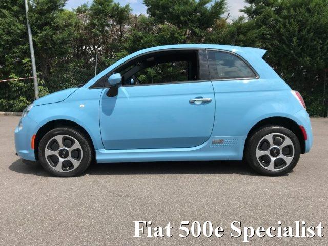 ABARTH 500 FIAT 500e ELETTRICA ABARTH BONUS RITIRO USATO Immagine 1