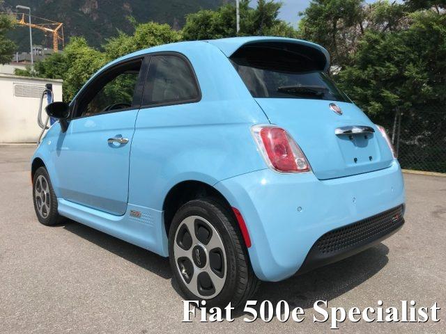 ABARTH 500 FIAT 500e ELETTRICA ABARTH BONUS RITIRO USATO Immagine 2