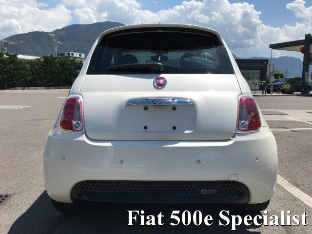 ABARTH 500 FIAT 500e ELETTRICA ABARTH BONUS RITIRO USATO Immagine 4