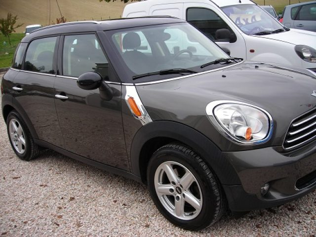 MINI Countryman Grigio scuro metallizzato