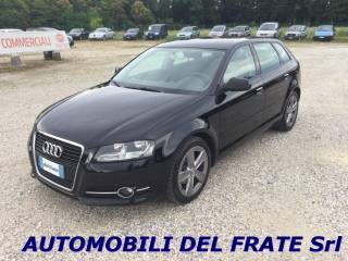 AUDI A3 SPB 1.6 TDI CR F.AP. ATTRACTION
