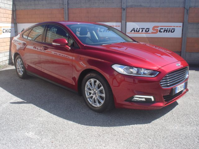 FORD Mondeo Bordeaux metallizzato