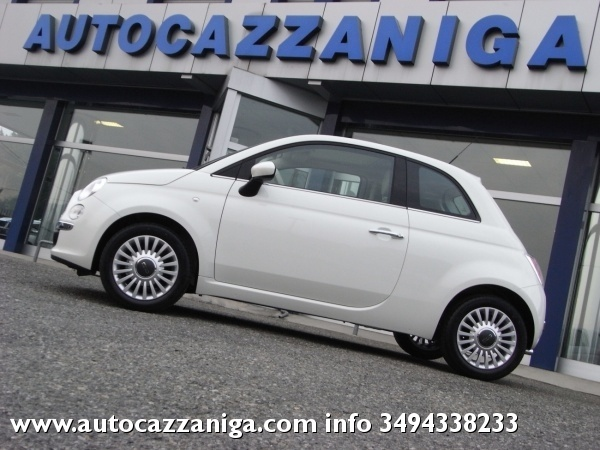 FIAT 500 1.2 69cv LOUNGE AUTOMATICA PRONTA CONSEGNA Immagine 0