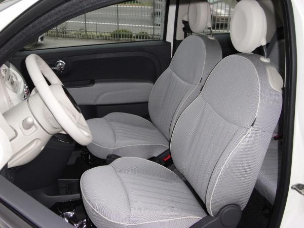 FIAT 500 1.2 69cv LOUNGE AUTOMATICA PRONTA CONSEGNA Immagine 4