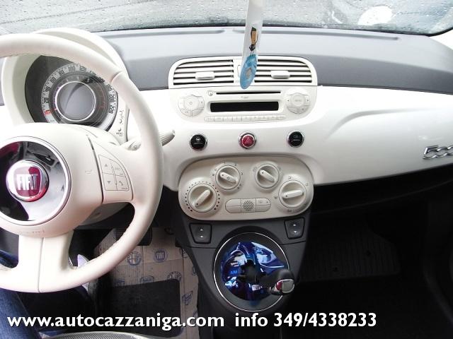 FIAT 500 1.2 69cv LOUNGE AUTOMATICA PRONTA CONSEGNA Immagine 2