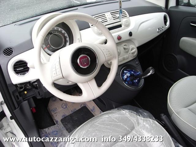 FIAT 500 1.2 69cv LOUNGE AUTOMATICA PRONTA CONSEGNA Immagine 3