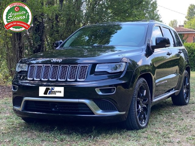 JEEP Grand Cherokee Nero metallizzato