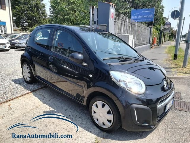 CITROEN C1 Antracite metallizzato