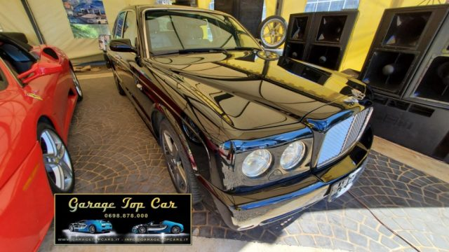 BENTLEY Arnage Nero pastello