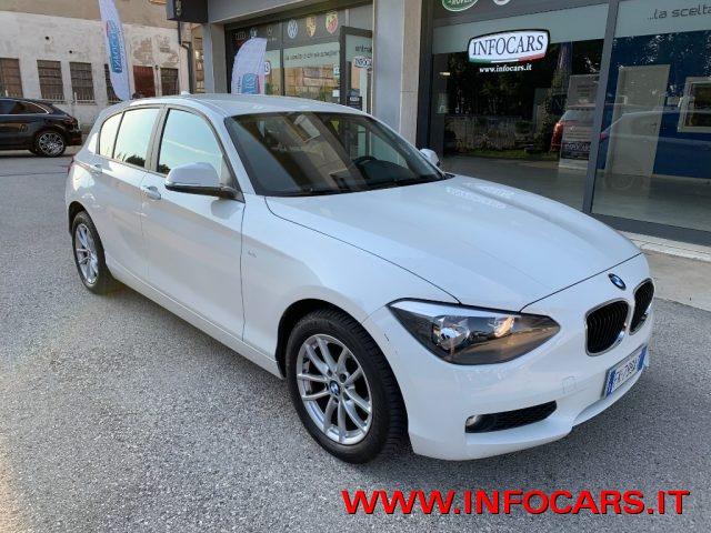 BMW 114 Benzina 2013 usata, Padova