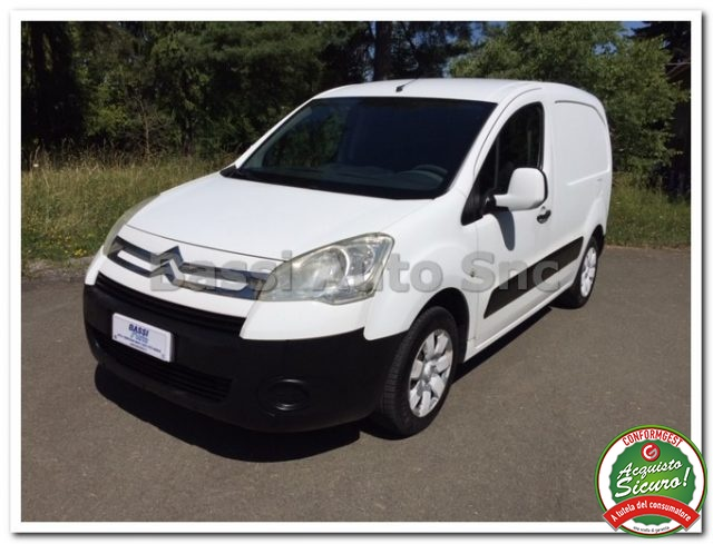 CITROEN Berlingo White pastel