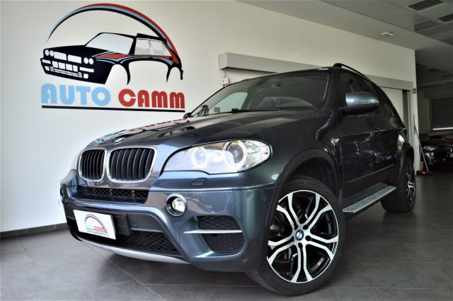 BMW X5 Antracite metallizzato