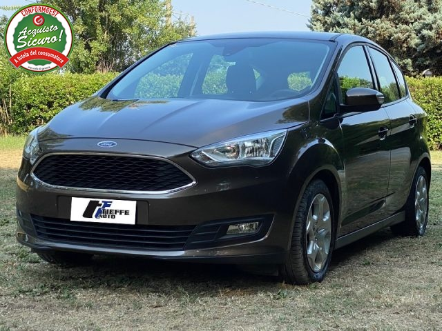 FORD C-Max Marrone metallizzato