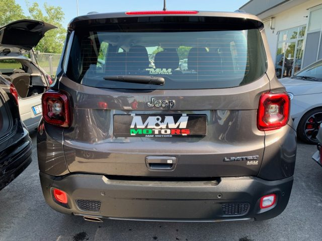 JEEP Renegade 1.6 Mjt DDCT 120cv Limited - FUNCTION+VISIBILITY! Immagine 3
