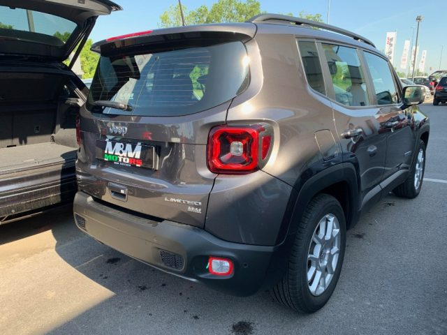 JEEP Renegade 1.6 Mjt DDCT 120cv Limited - FUNCTION+VISIBILITY! Immagine 2