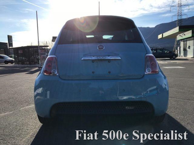 FIAT 500 ELETTRICA FIAT 500e ABARTH BONUS RITIRO USATO Immagine 4