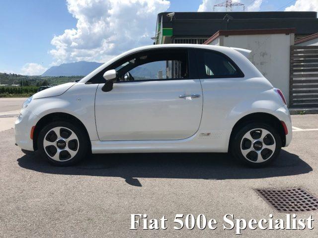 FIAT 500 ELETTRICA FIAT 500e NUOVA FIAT 500 BEV ABARTH LOOK Immagine 2