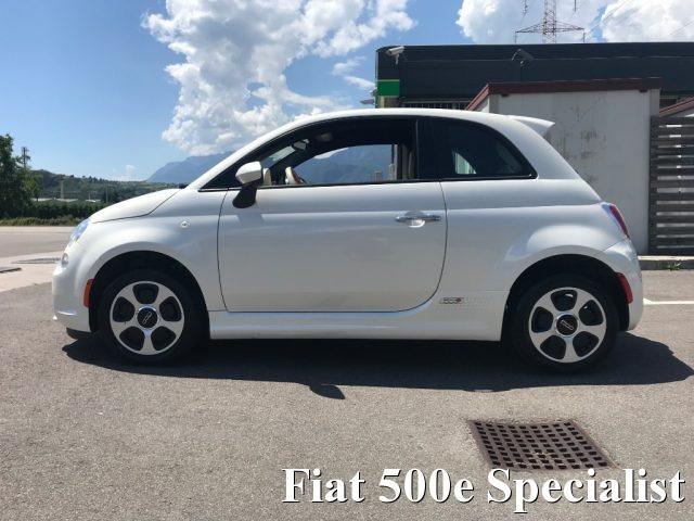 FIAT 500e FIAT 500e ELETTRICA NUOVA FIAT 500 BEV ABARTH LOOK Immagine 2