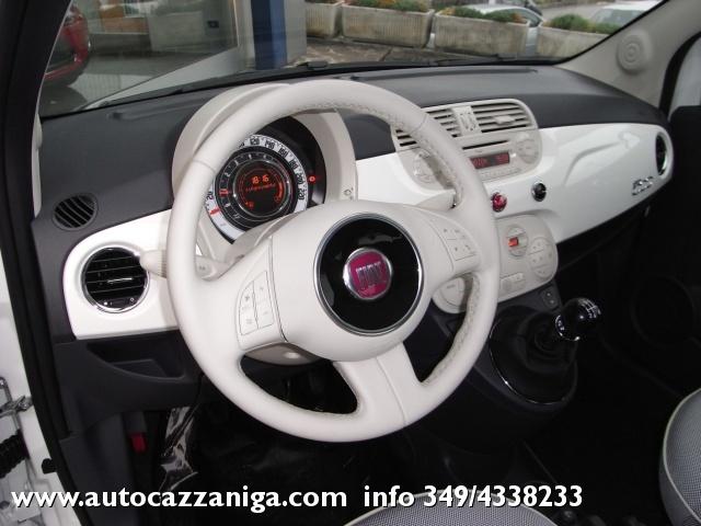 FIAT 500 1.2 LOUNGE KM O PRONTA CONSEGNA Immagine 2
