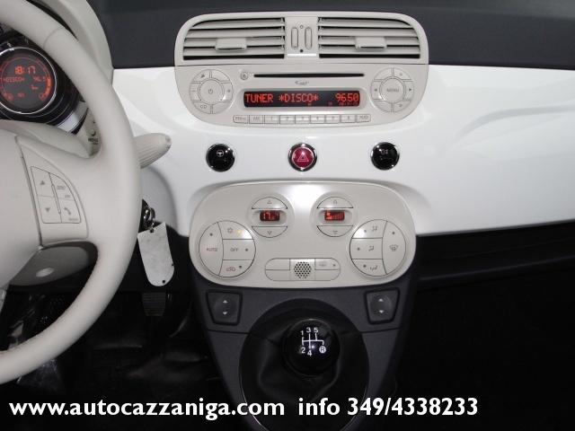 FIAT 500 1.2 LOUNGE KM O PRONTA CONSEGNA Immagine 4